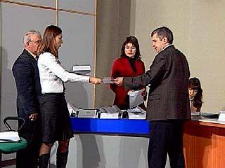 В жеребьевке платного эфирного времени приняли участие пять партий