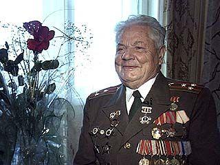 Василий Иванович Фролов отмечает свой юбилей