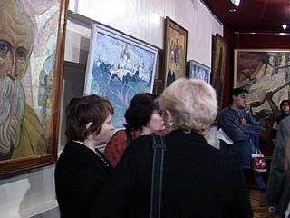 Василию Криворучко посвятили выставку