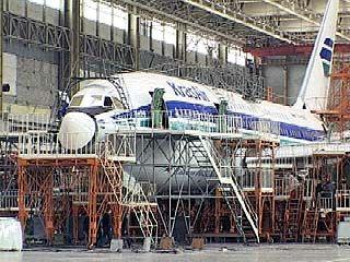 """ВАСО и """"Авиация Украины"""" подпишут график поставки комплектующих Ан-148"""