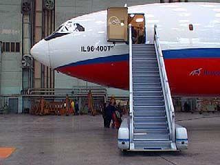 """ВАСО передало авиакомпании """"Полет"""" первый самолет Ил-96-400Т"""