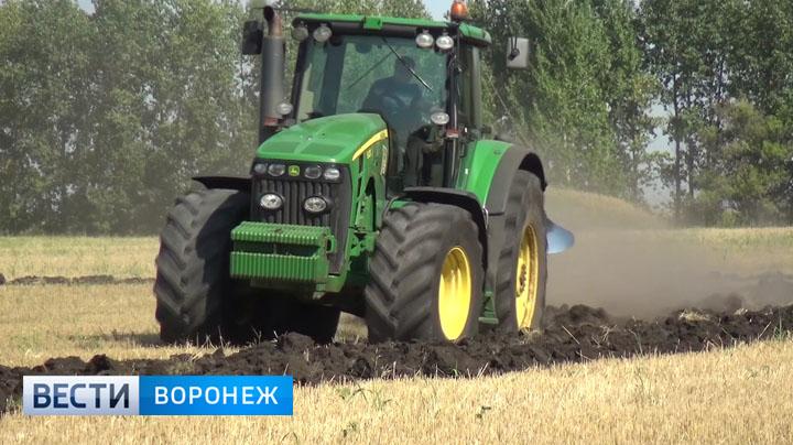 В Воронежской области прошёл батл трактористов
