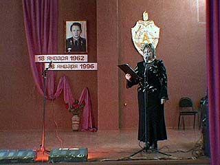 Вечер памяти Виктора Воронцова прошел в гимназии ╧ 7 Воронежа