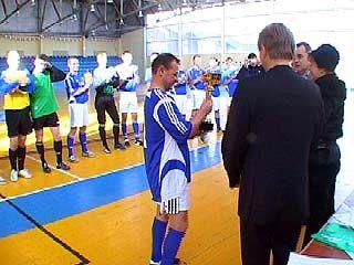 Ведущие футбольные судьи Черноземья приняли участи в соревнованиях