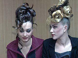 Ведущие парикмахеры и визажисты города отчитались о годовой работе