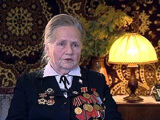 Великая Отечественная Война глазами очевидцев: Клавдия Сурай