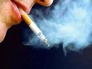 Верный путь к туберкулезу - курение