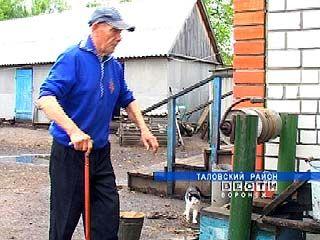 Ветеран Отечественной Войны Иван Володин ведет борьбу за справедливость