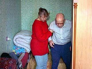 Ветеран Великой Отечественной ютится с дочерью на 17 квадратных метрах