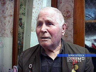 Ветеран ВОВ 40 лет мечтает о положенной благоустроенной квартире