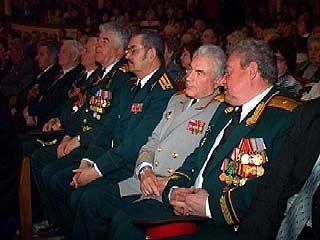 Ветеранов принимал Театр оперы и балета