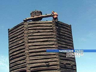Ветряную мельницу из Таловского района перевезут в Воронеж