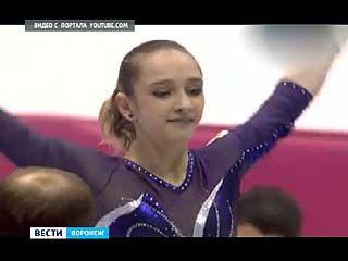 Виктория Комова поднялась на самую высокую ступень пьедестала Чемпионата Европы