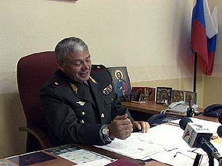 Виктору Калашникову вручили грамоту