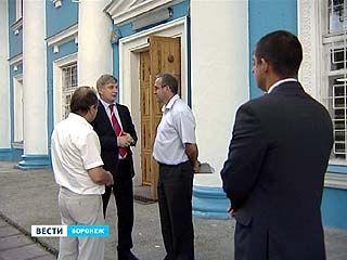 Вице-губернатор Александр Гусев проинспектировал четыре социальных объекта