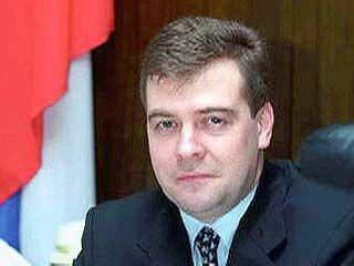 Вице-премьер Дмитрий Медведев посетит Воронежский регион