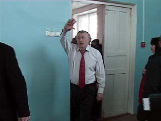 Вице-спикер Госдумы Владимир Жириновский встретился со студентами ВГТА