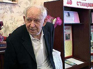 Владимир Добряков отмечает юбилей