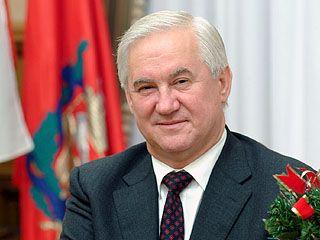 Владимир Кулаков поздравил жителей Воронежа и области с Новым 2005 Годом