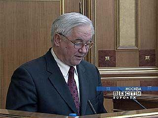 Владимир Кулаков выступил на заседании Правительства
