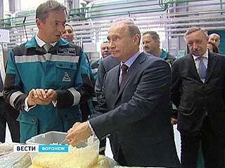 Владимир Путин предложил поддержать хозяйство, в котором трудится Герой Труда Юрий Коннов