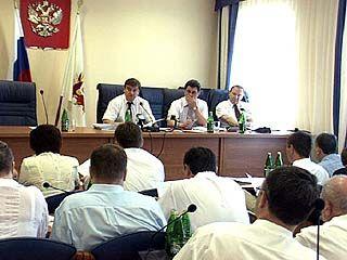 Владимир Рачук выбран гордумой почетным гражданином Воронежа