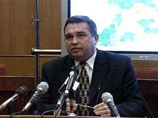 Владимир Селянин избран председателем облизбиркома