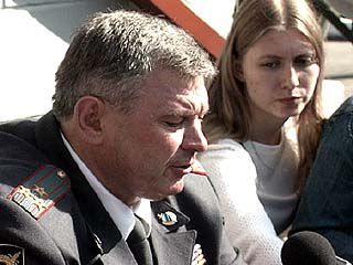 Владимир Верзилин провел брифинг с журналистами