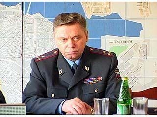 Владимир Яковлев назначен новым начальником Железнодорожного РОВД