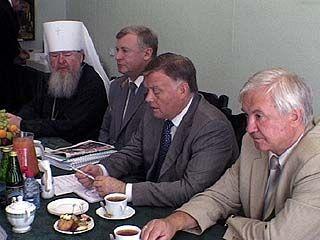 Владимир Якунин принял участие в торжественном собрании