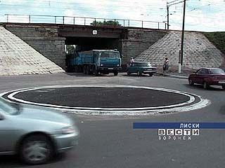 Власти Лисок ведут борьбу с пробками на дорогах
