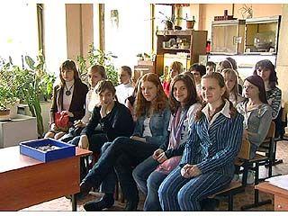 Во Дворце творчества детей и молодежи награждали юных ученых