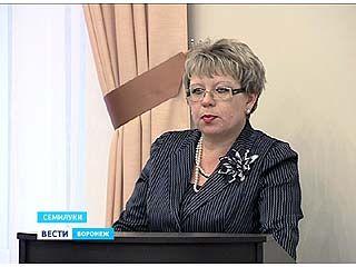 Во главе Семилукского района - теперь Ирина Кокорева