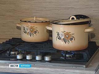Во многих домах Воронежа уже непервую неделю нет горячей воды