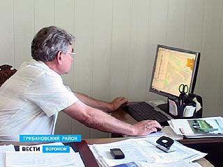 Во многих хозяйствах активно внедряется спутниковая система слежения