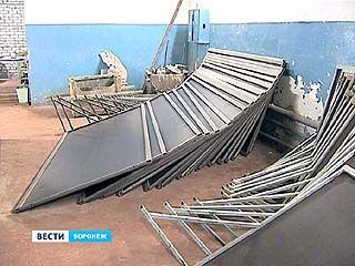 Во время строительства хоккейной площадки на территории школы ╧56 похищено 400 тыс руб.