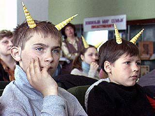 Во второй раз в Воронеже читают сказки на иностранных языках