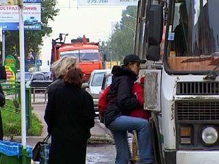 Водители маршрутных такси часто становятся виновниками ДТП