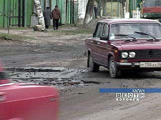 Водители на калачеевских дорогах - камикадзе
