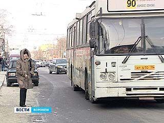 Водители воронежских автобусов хотели объявить забастовку