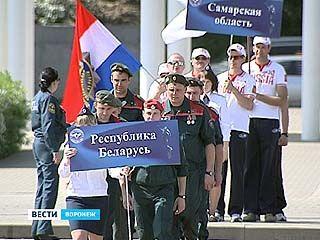 Водолазы со всей страны приехали в Воронеж