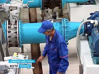 Водозабор в Поворино так и не начал обеспечивать жителей водой