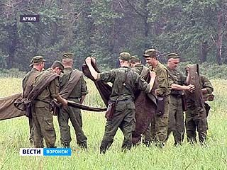 """Военнослужащие западного округа пробудут неделю """"в полях"""""""