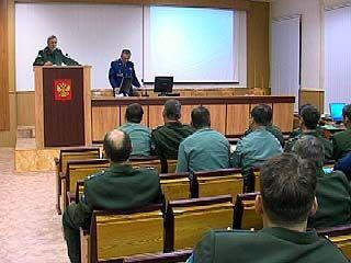 Военные метеорологи со всей России собрались в Воронеже