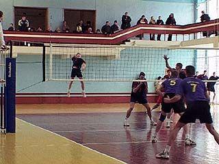 Волейболисты Воронежа готовятся к финалу чемпионата России