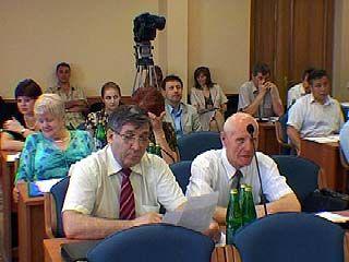 Вопрос о незаконном строительстве вновь на повестке дня у депутатов
