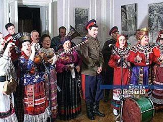 Воробьёвский  район представил область на Всероссийском форуме