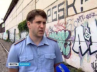 Воронеж - город размалёванных фасадов