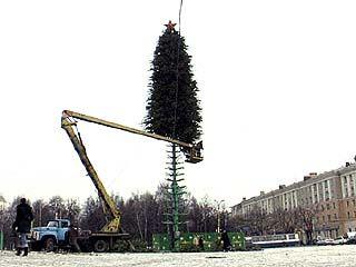 Воронеж готовится к встрече Нового года