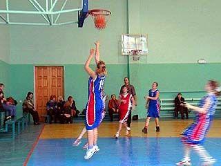 Воронеж на два дня стал центром юношеского баскетбола